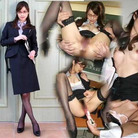 【着衣ヌード比較画像】OLや秘書の着衣とヌードを並べて比較w ほか