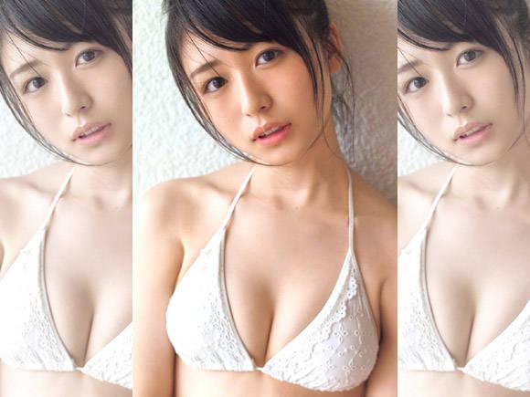 【欅坂46】長濱ねる(19)、胸の谷間解禁。