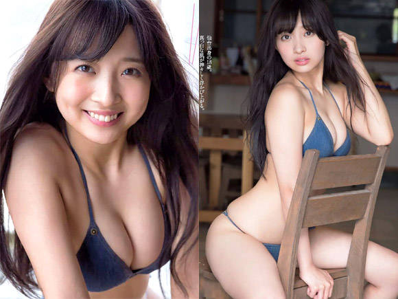 SUPER☆GiRLSの逸材!渡邉幸愛(20)のグラビア画像×48