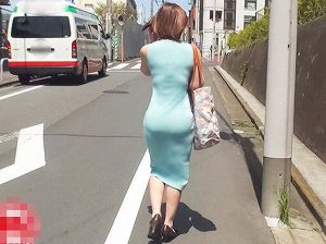 服、着てるのにその娘の裸を見ている様な錯覚におちいる、マキシワンピ女を着衣で犯るww