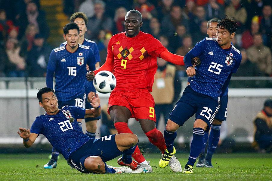 【大歓喜】ロシアW杯で日本代表がコロンビアに勝利!!