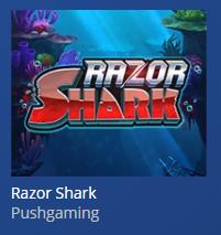 $ RAZOR SHARK 2