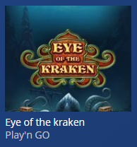EYE OF THE KRAKEN 2