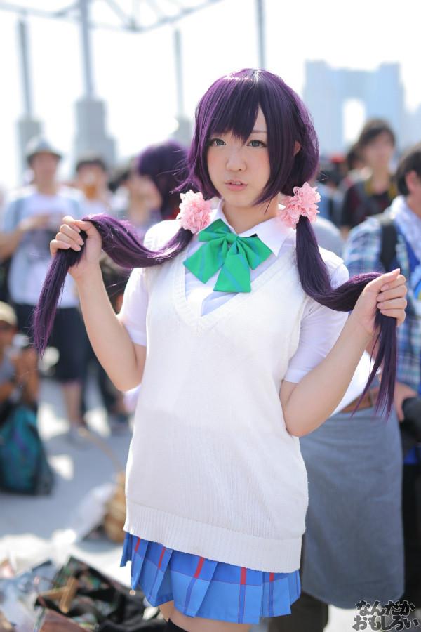 夏コミ コミケ86 コスプレ画像_6591