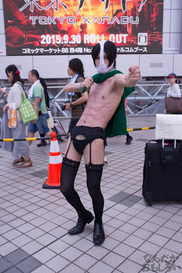 『コミケ88』2日目コスプレ画像まとめ_9049