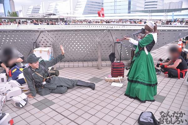 夏コミ コミケ86 2日目 コスプレ画像_2189