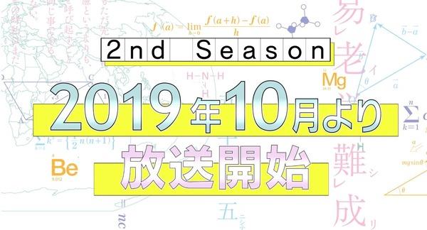 ジャンプ勉強ラブコメ『ぼくたちは勉強ができない!』TVアニメ第2期_100324