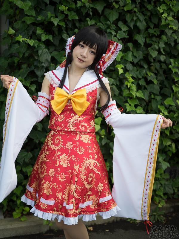 『第二回博麗神社秋季例大祭』コスプレフォトレポート0133