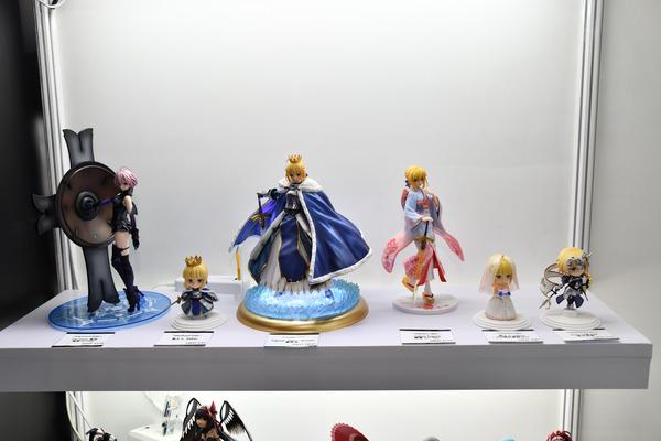 香港イベントC3AFAで展示された『Fateシリーズ』フィギュアまとめ_6664