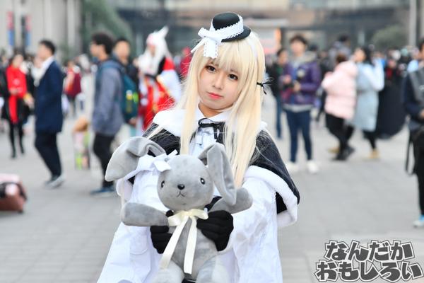 『上海ComiCup21』1日目のコスプレレポート 「FGO」「アズレン」「宝石の国」が目立つイベントに_2281