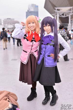 コミケ87 2日目 コスプレ 写真画像 レポート_4522