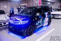 秋葉原UDX駐車場のアイドルマスター・デレマス痛車オフ会の写真画像_6519