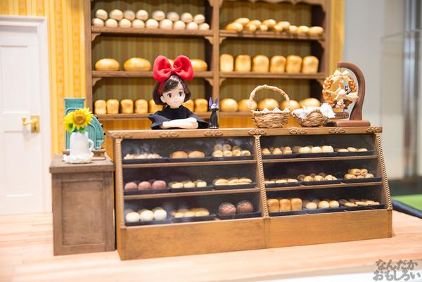 『東京おもちゃショー2016』魔女の宅急便のキキが初コレクションドールに!「グーチョキパン店で店番をするキキ」の特別展示_7829