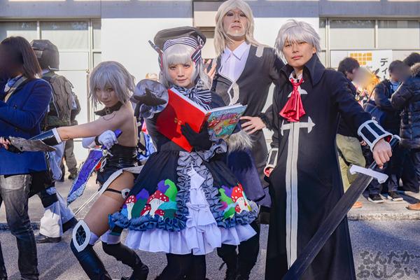 『ワンフェス2016冬』コスプレフォトレポートその1 FGO併せがアツイ!「Fate/Grand Order」含むFateシリーズのコスプレをお届け!_0351