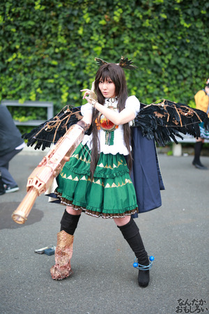 博麗神社秋季例大祭 コスプレ 画像 写真_5504