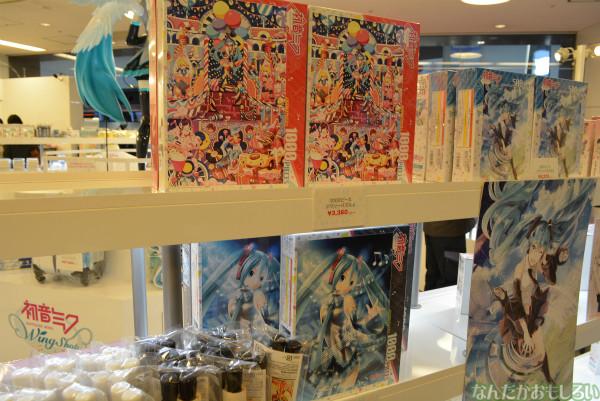 羽田空港にオープンした「初音ミク ウイングショップ」フォトレポート_0407