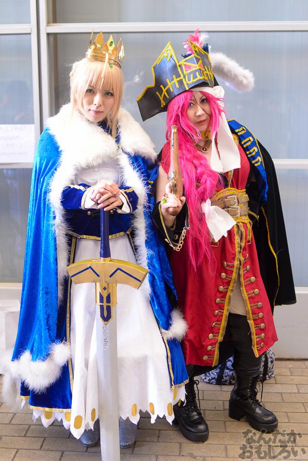 『ワンフェス2016冬』コスプレフォトレポートその1 FGO併せがアツイ!「Fate/Grand Order」含むFateシリーズのコスプレをお届け!_0151