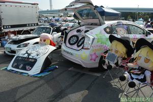 『第8回痛Gふぇすた』東方Projectの痛車フォトレポート_0368