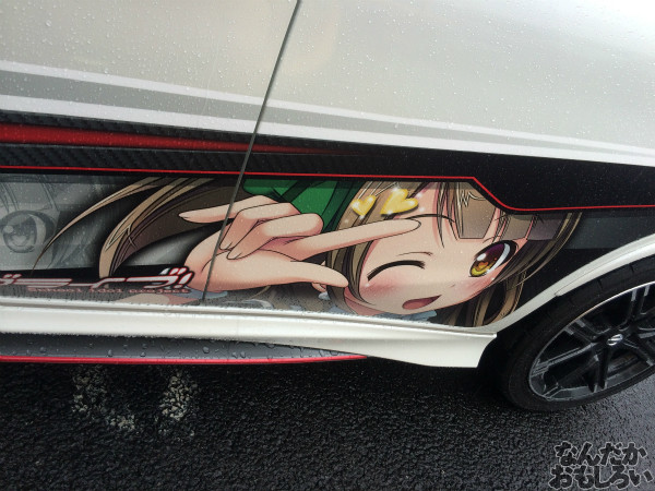 第10回痛Gふぇすたinお台場 ラブライブ! 痛車 画像_3286
