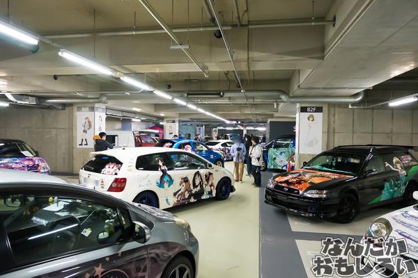 デレマスファン集結の大規模痛車オフ会「CCCMeeting」レポート3521