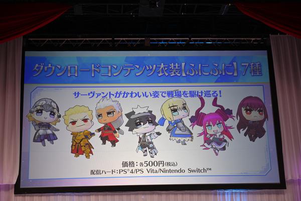 『FGO冬祭り 2018-2019 大阪会場』ゲストトークレポート018