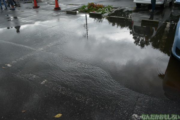 『鷲宮 土師祭2013』ゲリラ雷雨の様子_0668