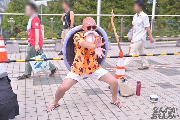 夏コミ コミケ86 3日目 コスプレ画像_3175