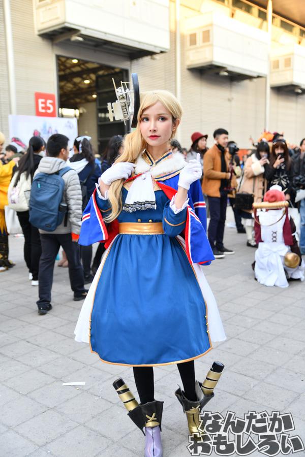 『上海ComiCup21』1日目のコスプレレポート 「FGO」「アズレン」「宝石の国」が目立つイベントに_2167