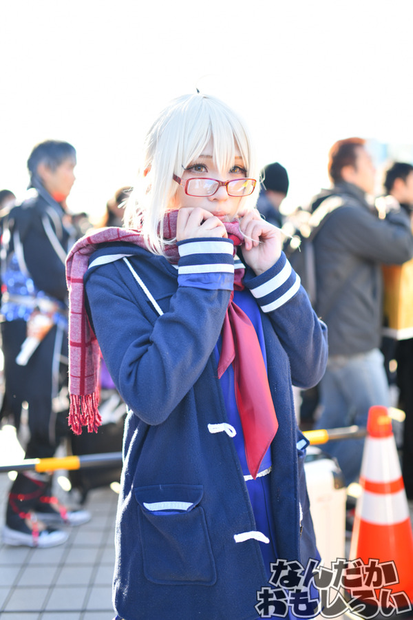 『コミケ93』1日目のコスプレレポート_3405