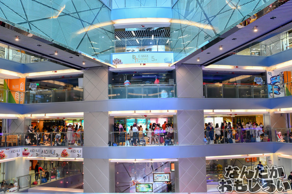 『Comic World 香港 45』コスプレ中心のレポート2