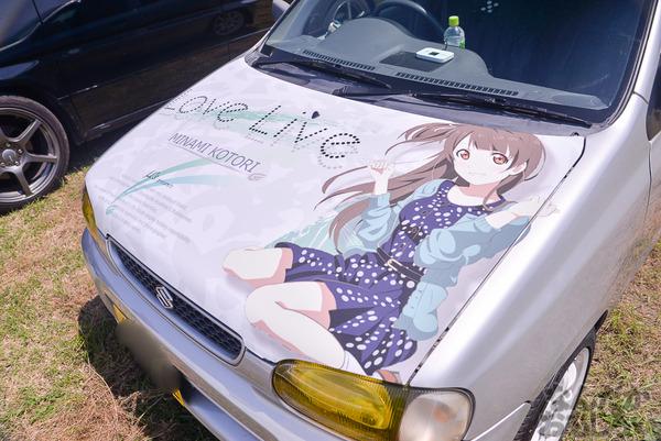 第9回館林痛車ミーティング ラブライブ!痛車画像まとめ_5562