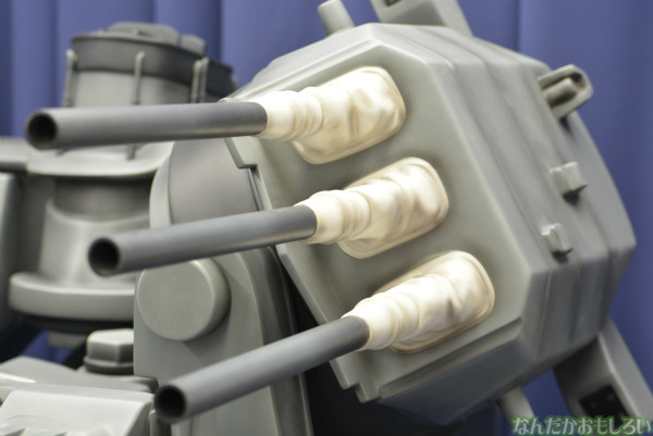 原寸大の「大和艤装」やお触りOKな連装砲ちゃん…秋葉原の艦これオンリーショップ&ミュージアムはこんな感じ!_0088