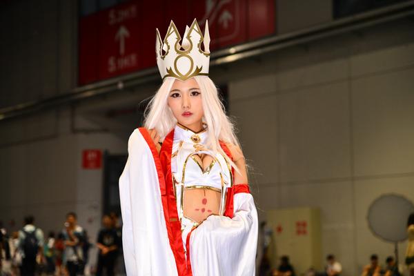 上海CPのFGOコスプレイヤーまとめ-3