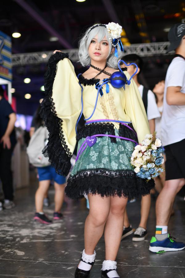 広州蛍火虫コスプレ写真まとめ-83