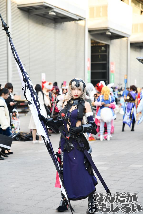 『上海ComiCup21』1日目のコスプレレポート 「FGO」「アズレン」「宝石の国」が目立つイベントに_2098