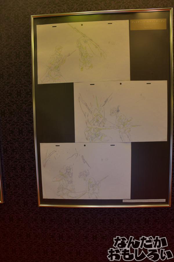 『C3AFAシンガポール2017』京アニ新作「ヴァイオレット・エヴァーガーデン」アニメ資料を数多く展示!_9698