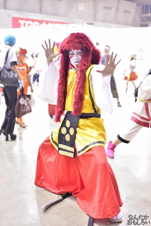 東京ゲームショウ2014 TGS コスプレ 写真画像_5207