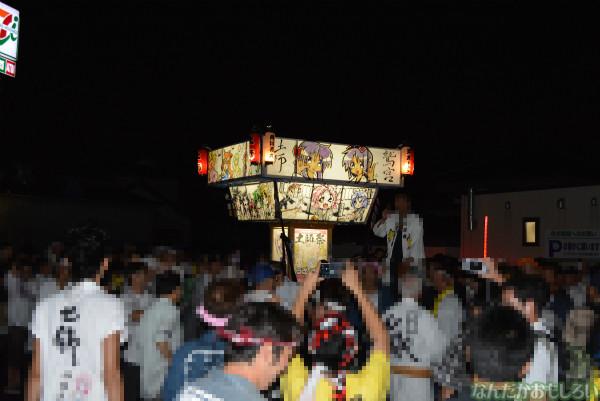 『鷲宮 土師祭2013』らき☆すた神輿_0852