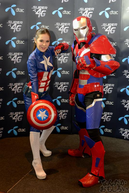 タイ・バンコク最大級イベント『Thailand Comic Con(TCC)』コスプレフォトレポート!タイで人気のコスプレは…!?_3488