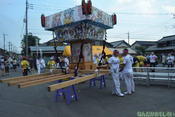 『鷲宮 土師祭2013』らき☆すた神輿_0627