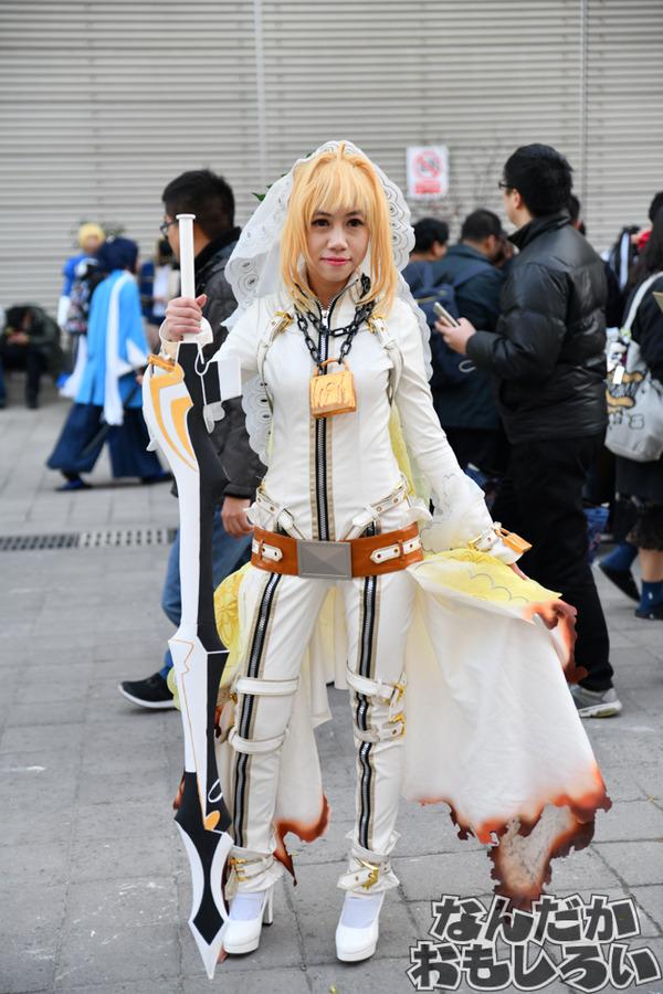 『上海ComiCup21』1日目のコスプレレポート 「FGO」「アズレン」「宝石の国」が目立つイベントに_2240