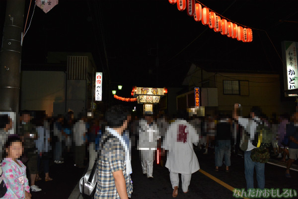 『鷲宮 土師祭2013』らき☆すた神輿_0859