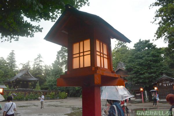 『鷲宮 土師祭2013』ゲリラ雷雨の様子_0675