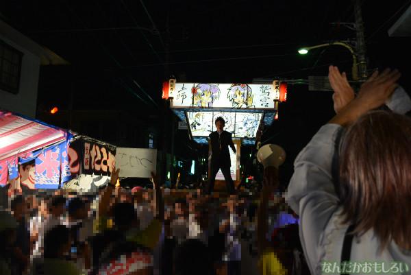 『鷲宮 土師祭2013』らき☆すた神輿_0741