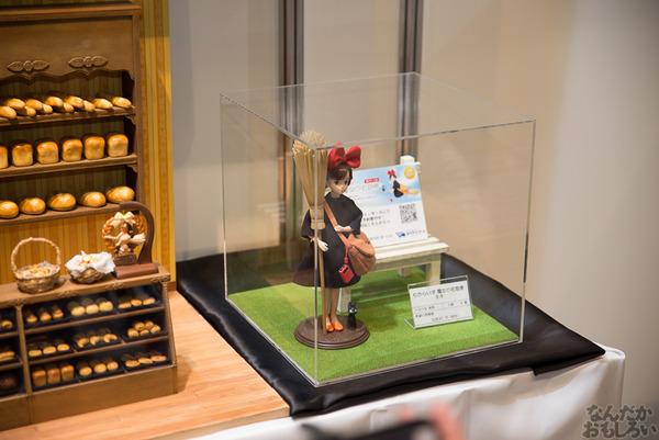『東京おもちゃショー2016』魔女の宅急便のキキが初コレクションドールに!「グーチョキパン店で店番をするキキ」の特別展示_7833