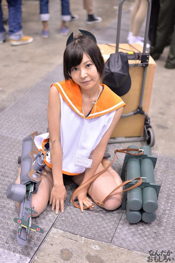 砲雷撃戦/軍令部酒保合同演習 艦これ コスプレ写真 画像_4866