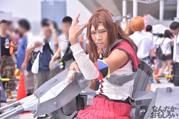 夏コミ コミケ86 3日目 艦これ&ラブライブ! コスプレ画像_3390