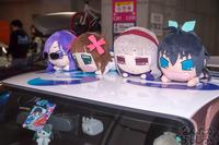 秋葉原UDX駐車場のアイドルマスター・デレマス痛車オフ会の写真画像_6478