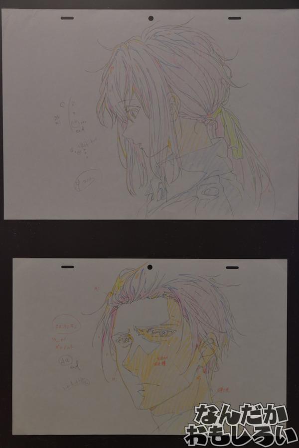 『C3AFAシンガポール2017』京アニ新作「ヴァイオレット・エヴァーガーデン」アニメ資料を数多く展示!_9705