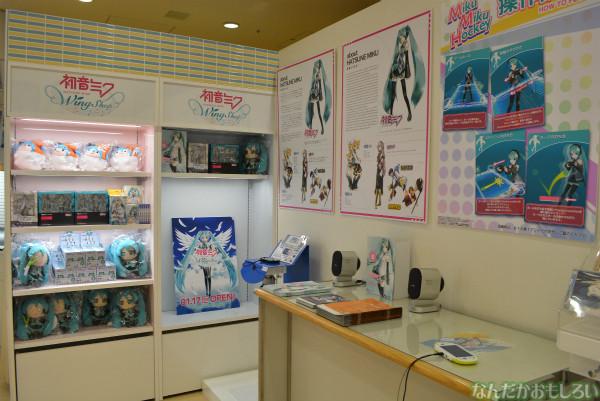 羽田空港にオープンした「初音ミク ウイングショップ」フォトレポート_0437